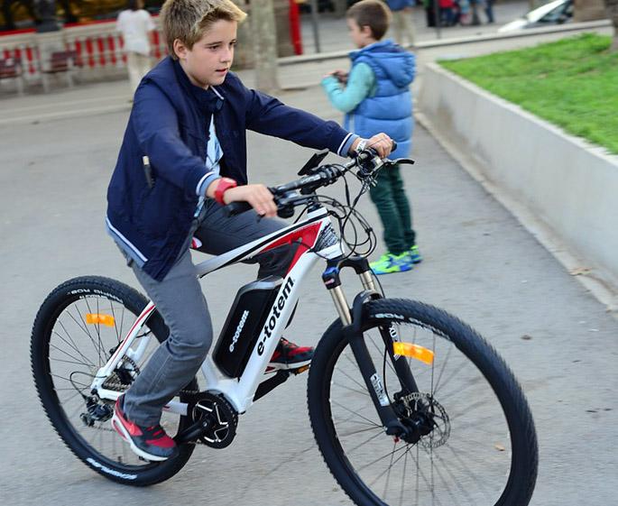 E-Bikes ausprobieren!