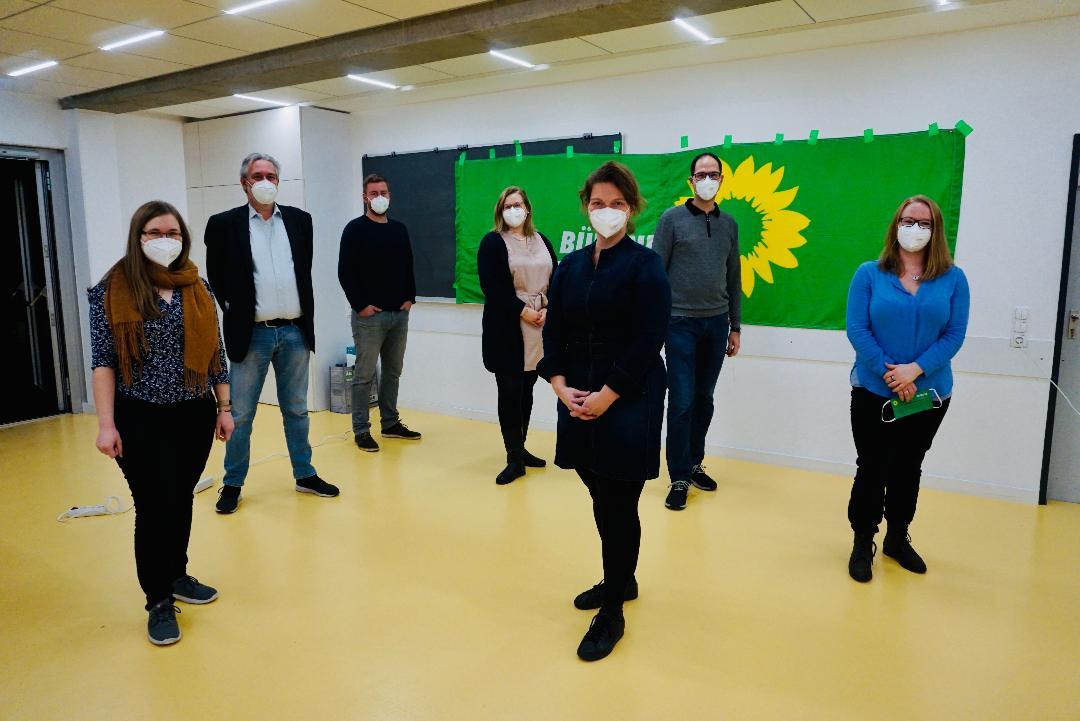 Freitag der 13. ein Glückstag der Bad Sodener Grünen: Mehr Frauen und junge Menschen auf der Liste für die anstehenden Kommunalwahlen
