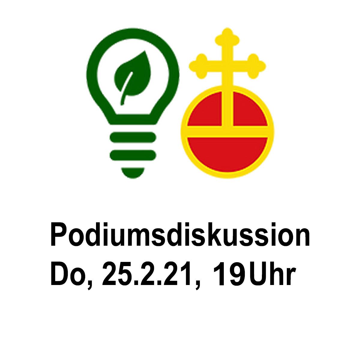 Prima Klima in Bad Soden? Podiumsdiskussion der Kandidaten von Grüne, CDU, SPD, FDP, BSB