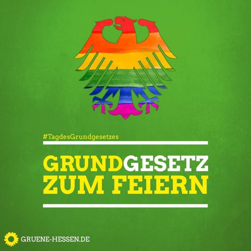 23.Mai:  Tag des Grundgesetzes!