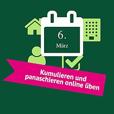 Kumulieren und Panaschieren online üben!
